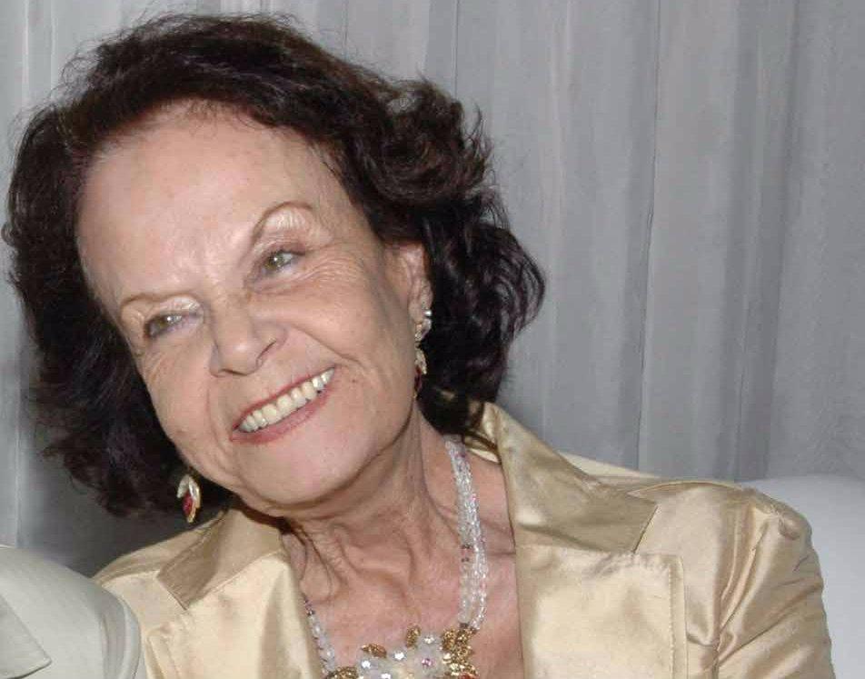 Hospital de Olhos lamenta perda de Clélia Fontoura Martins Pinto
